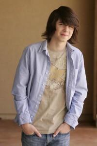 Michael at age 14