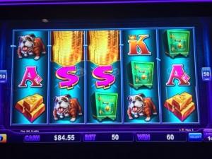 Ass Slot